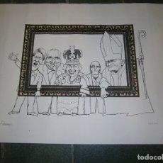 Arte: LITOGRAFIA DE M.FERRERES DE 2000\1400. Lote 183035698