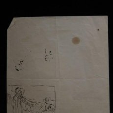 Arte: ESTUDIO CON FIGURAS - ESCUELA FRANCESA. Lote 183379207