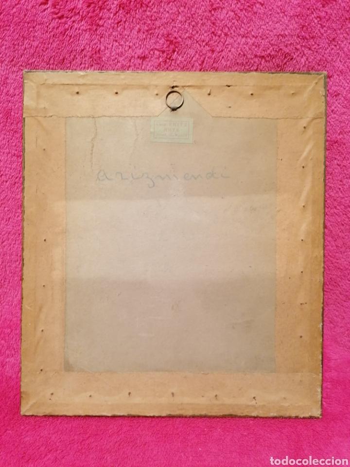 Arte: ESCUDO DEL APELLIDO ARIZMENDI. SIGLO XVII-XVIII - Foto 3 - 183411896