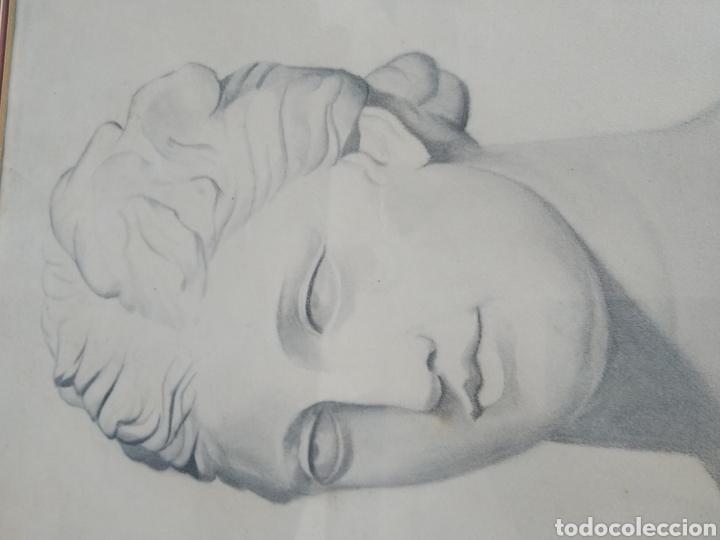 Arte: DIBUJOS AÑO 1896. SALVADORA PEREZ TORRALBA - Foto 3 - 183696416