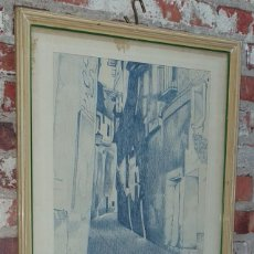 Arte: DIBUJO A LA CERA DE ALBARRACIN M.S.XX. Lote 184020456