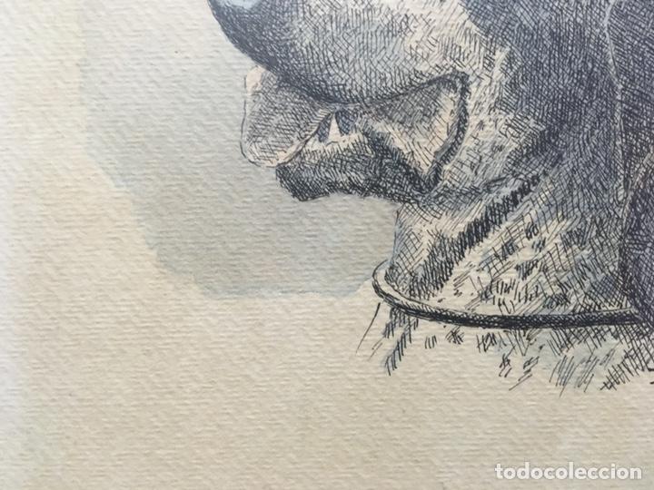 Arte: Dibujo firmado - Foto 6 - 184692966