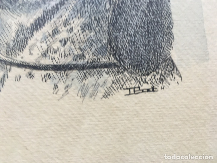 Arte: Dibujo firmado - Foto 7 - 184692966