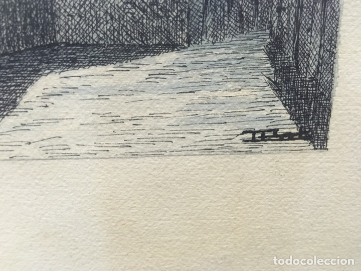 Arte: Dibujo firmado - Foto 8 - 184693348