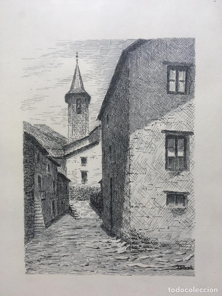 Arte: Dibujo firmado - Foto 3 - 184693540