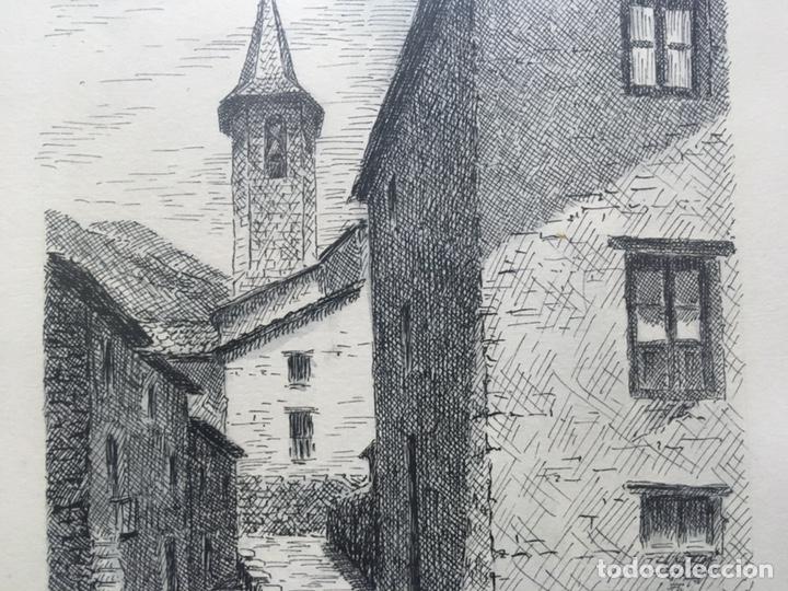 Arte: Dibujo firmado - Foto 5 - 184693540