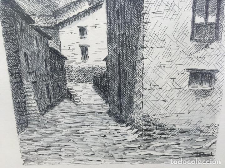 Arte: Dibujo firmado - Foto 6 - 184693540