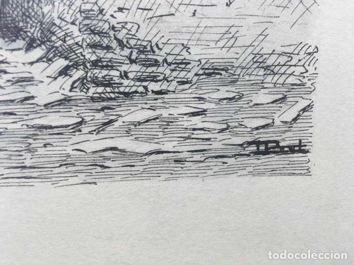 Arte: Dibujo firmado - Foto 7 - 184693540