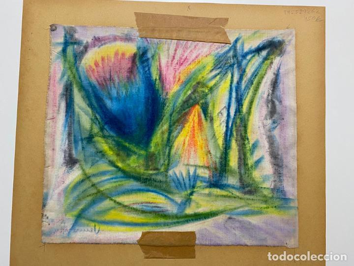 Arte: PINTURA SOBRE TELA . ORIGINAL , FIRMADA - Foto 2 - 145589262