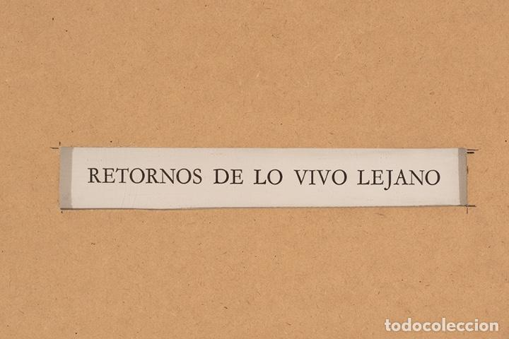 Arte: ANTONI TÀPIES Original 1979 ACRÍLICO, ACUARELA Y LÁPIZ CERTIFICADO DE AUTENTICIDAD COMISIÓN TAPIES - Foto 9 - 178906457