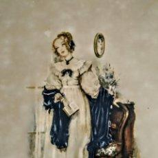 Arte: ACUARELA O LITOGRAFÍA DEL SIGLO 19. Lote 189252426