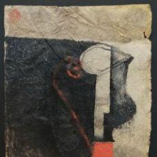 Arte: ROIG, BERNARDÍ. COMPOSICIÓN ABSTRACTA. Lote 189527631