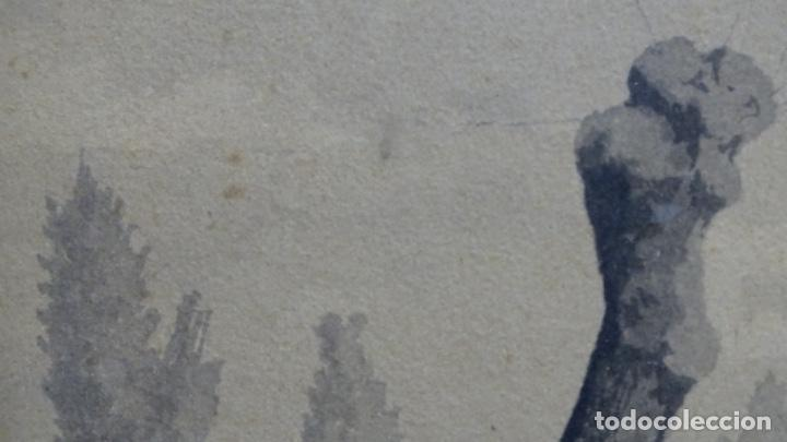 Arte: Acuarela y dibujo firmado j. Costa i vila. - Foto 6 - 189677855
