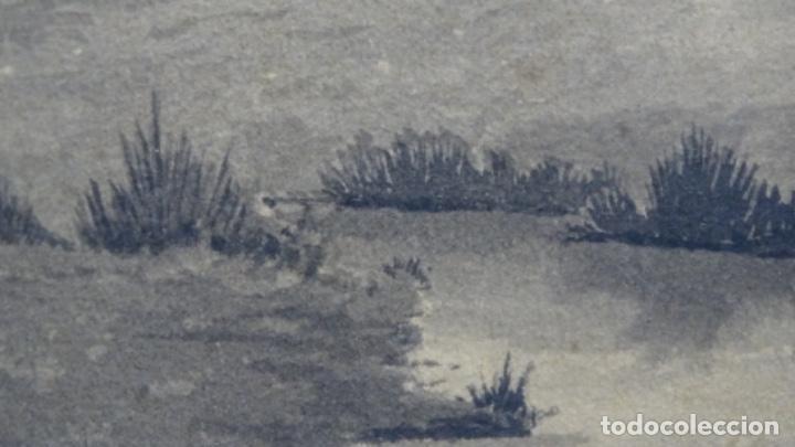 Arte: Acuarela y dibujo firmado j. Costa i vila. - Foto 9 - 189677855