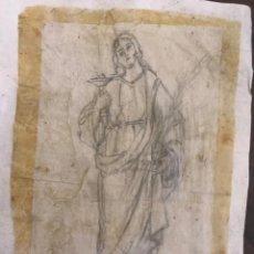 Arte: DIBUJO ANTIGUO. Lote 190905648