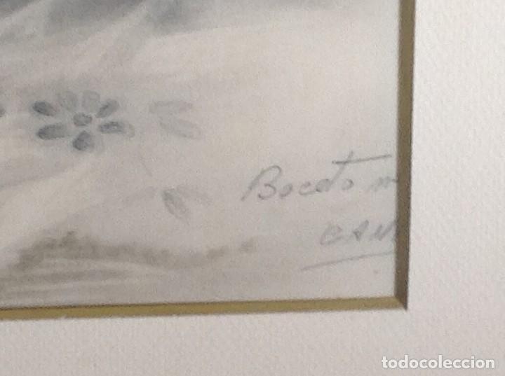Arte: Magnífico Cuadro de Camacho. Firmado - Foto 3 - 191577437
