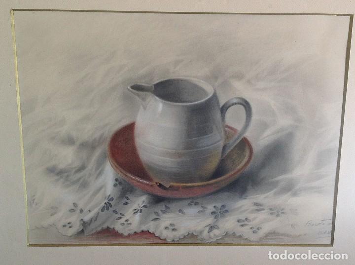 Arte: Magnífico Cuadro de Camacho. Firmado - Foto 4 - 191577437