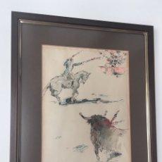Arte: JOAQUÍM TERRUELLA MATILLA (BARCELONA 1891-1957). Lote 192869287