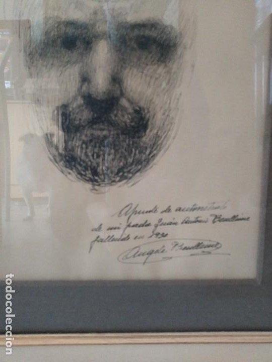 BENLLIURE JUAN ANTONIO , (Arte - Dibujos - Modernos siglo XIX)