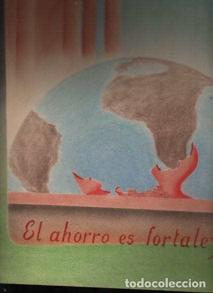 Arte: Dibujo EN CARTÓN FINO - BUEN ESTADO . CONCURSO 1946 MANRESA DE RAMON PADRO ROSET - Foto 2 - 193867416