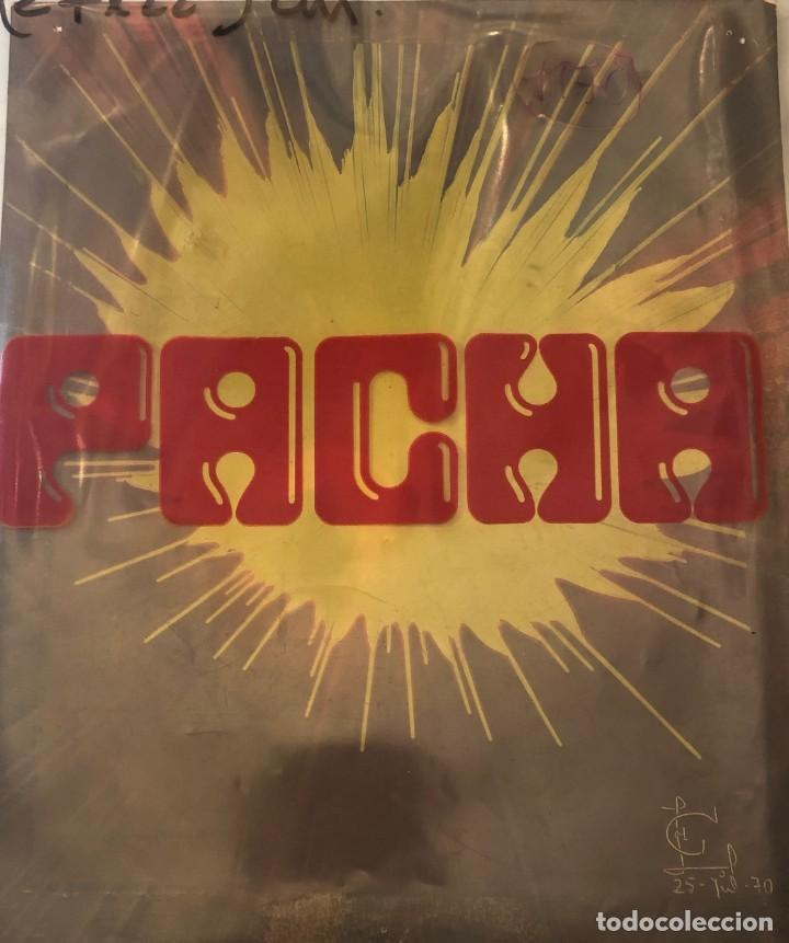 Arte: DIBUJOS ORIGINALES DEL AUTOR-AÑO 1970 COLOR(9,90€) - Foto 2 - 194240721