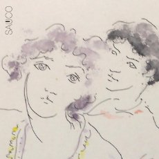 Arte: DIBUJO GALINDO. Lote 194287912