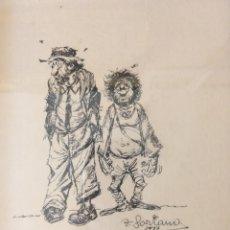 Arte: DIBUJO. Lote 194288407