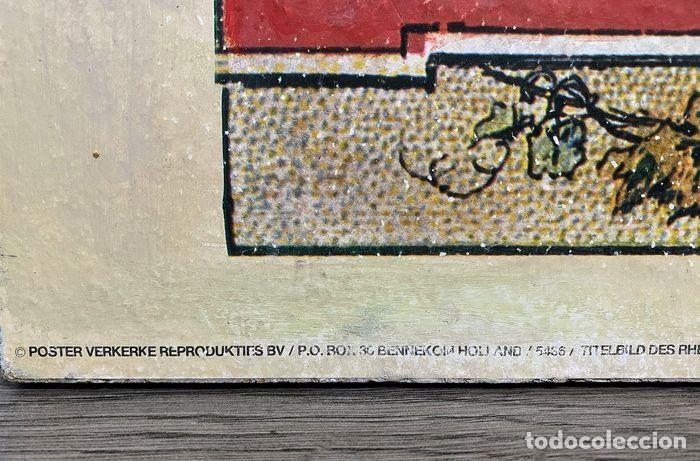 Arte: Cartel dibujo antiguo - Foto 17 - 194541393