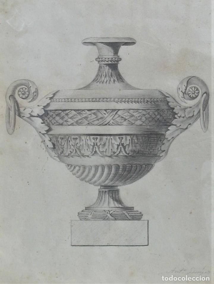 Arte: 4 Dibujos de de copas Anti Garrigas 1.835 - Foto 2 - 194559992