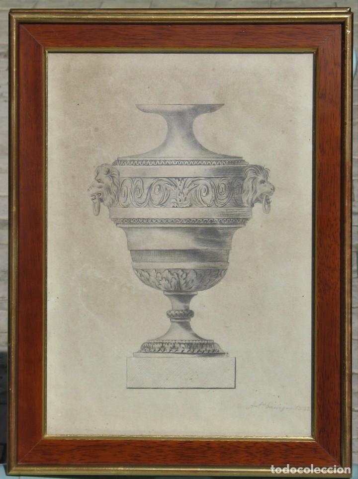 Arte: 4 Dibujos de de copas Anti Garrigas 1.835 - Foto 3 - 194559992