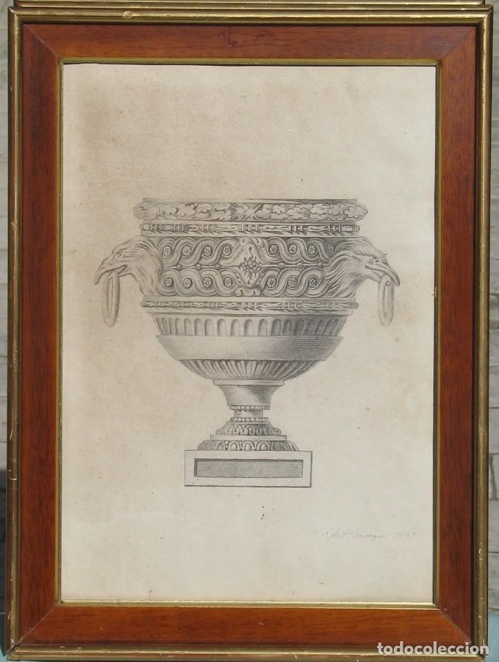 Arte: 4 Dibujos de de copas Anti Garrigas 1.835 - Foto 5 - 194559992
