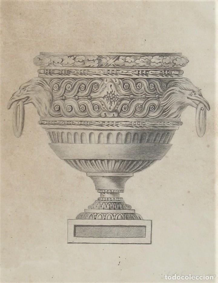 Arte: 4 Dibujos de de copas Anti Garrigas 1.835 - Foto 6 - 194559992