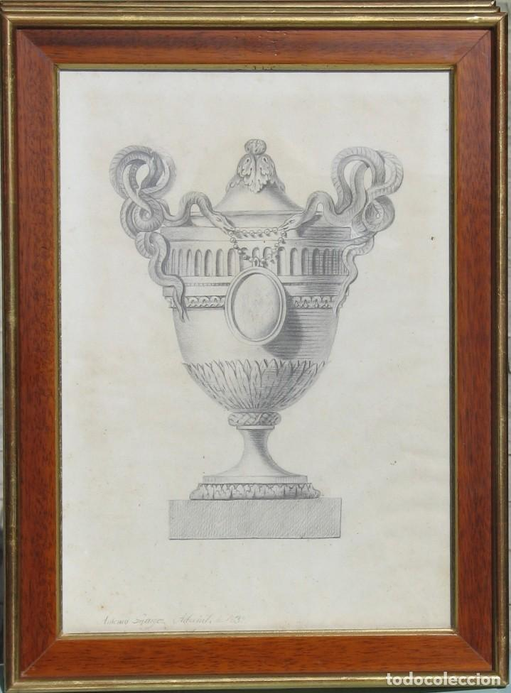 Arte: 4 Dibujos de de copas Anti Garrigas 1.835 - Foto 7 - 194559992