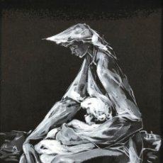 Arte: MATERNIDAD DE PEREGRIN HERNÁNDEZ, 32X25CM.. Lote 194580592