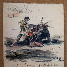 Arte: ANTONIO CASERO - JOSELITO - JOYA PARA COLECCIONISTAS.. Lote 194603535