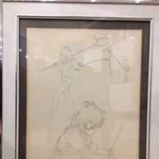 Arte: RAFAEL ALVAREZ. Lote 194895527
