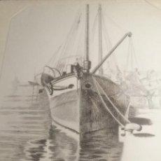 Arte: COLECCION 87 PIEZAS DEL ARTISTA R.P Y OTRAS DE OTROS PINTORES. Lote 195001520