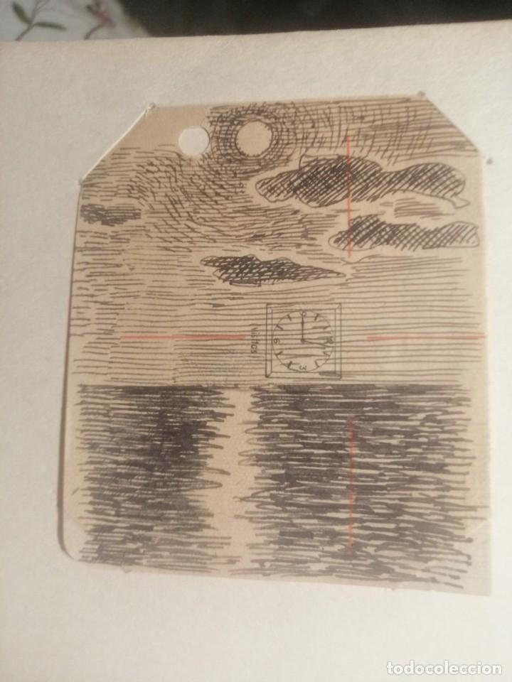 Arte: Coleccion 87 piezas del artista R.P y otras de otros pintores - Foto 6 - 195001520