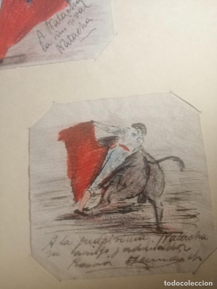Arte: Coleccion 87 piezas del artista R.P y otras de otros pintores - Foto 33 - 195001520