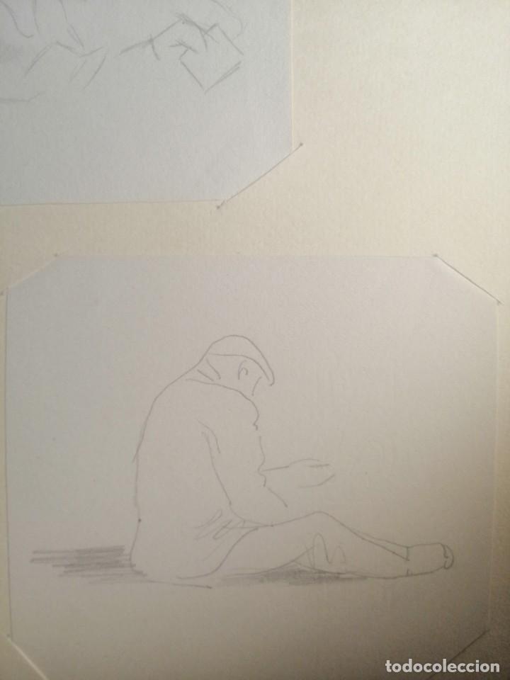 Arte: Coleccion 87 piezas del artista R.P y otras de otros pintores - Foto 65 - 195001520
