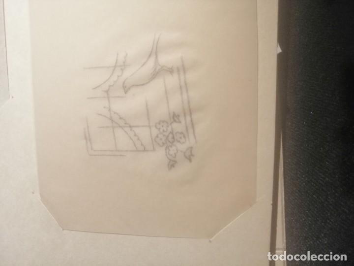 Arte: Coleccion 87 piezas del artista R.P y otras de otros pintores - Foto 71 - 195001520