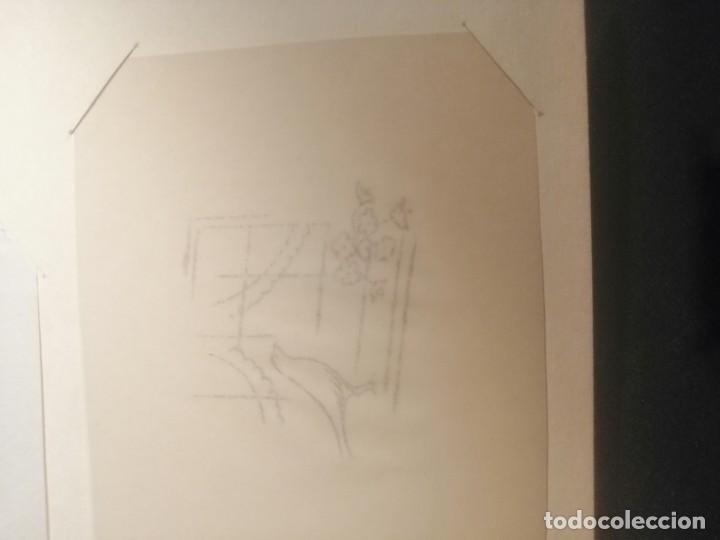 Arte: Coleccion 87 piezas del artista R.P y otras de otros pintores - Foto 74 - 195001520