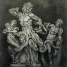 Arte: LAOCOONTE Y SUS HIJOS. Lote 195049242