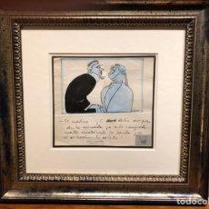 Arte: OBRA DEL DIBUJANTE Y POETA GALLEGO CASTELAO. Lote 195208923