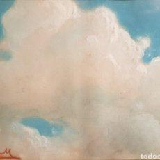 Arte: JULIO BORRELL. Lote 195334215