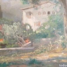 Arte: JULIO BORRELL. Lote 195334280