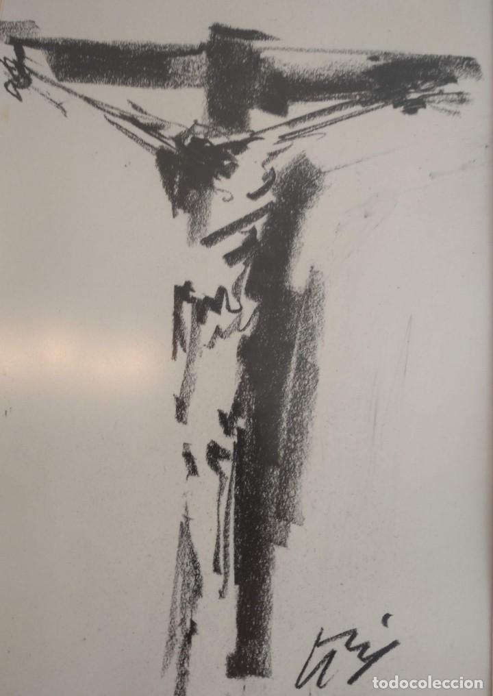 Arte: Bocetos al carboncillo Ignacio del Río. - Foto 7 - 195379320