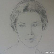 Arte: DIBUJO FIRMADO SALLENT. Lote 195493715