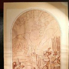 Arte: SAN LUIS ATRIBUIDO A EUSTACHE LE SUER (1616-55). Lote 198792057