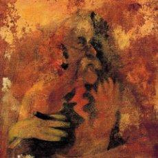 Arte: FREUD - MOISES DE MIGUEL ANGEL POR HERMENEGILDO SABAT ( URUGUAY 1933 - ARGENTINA 2018). Lote 198948326